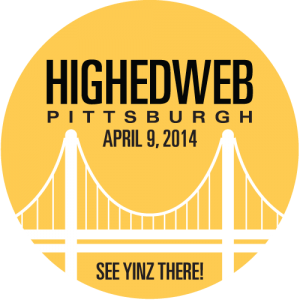 HighEdWeb Pittsburgh