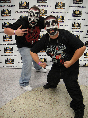 Insane Clown Posse Cosplay