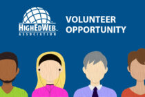 HighEdWeb Volunteer Opportunity