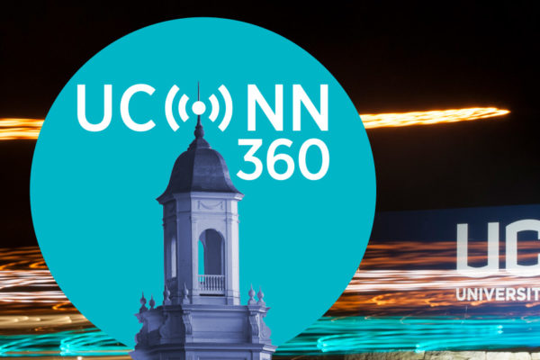 UConn360 podcast logo